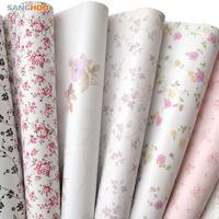 Pvc wallpaper waterproof wallpaper furniture stickers rustic 10 meters