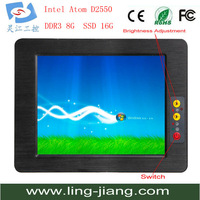 15 Inch Embedded Panel Pc,PPC-150C,With PCIe/GPS/3G/WIFI