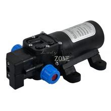 Promotion!!2PCS/LOT New  Automatic Switch DC 12V 60W 5L/min Diaphragm High Pressure Water Pump TK0932(China (Mainland))