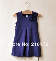 The new 2014 In the spring of the new children's wear children flower princess dress girls dress