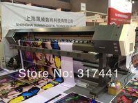 Spectra Polaris 512  Grant Format Solvent Inkjet Printer