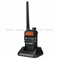 Hot Model BF UV-5R Dual Band UHF VHF Two-Way Radio Walkie Talkie Intercom DTMF CTCSS Free Express 5pcs/lot