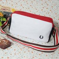 Fashionable casual women's handbag one shoulder cross-body small bags canvas bag #1066