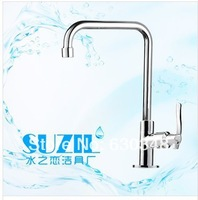 Cold single Kitchen Faucet  Basin  Water Tap Material Copper Mixer water Tap