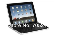New arrive hot sale Mobile Bluetooth Wireless Keyboard Case For New iPad 3 iPad 2 iPad 1