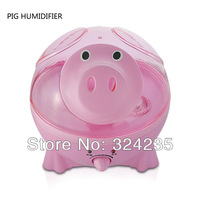 Dry automatic protection device lovely outlook  pig Humidifier air fresher
