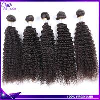 Malaysian kinky curly virgin hair Rosa hair products 3pcs virgin malaysian curly human hair extensions 8-30inch Free Shipping