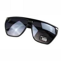 Free shipping Fashion vintage fashion elegant box sun glasses anti-uv Women cool personality male sunglasses