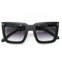 Free shipping Big box square leopard print scrub the sun glasses sunglasses t