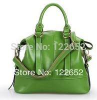 2014 new Summer handbag genuine leather fashional bag free shipping B-12