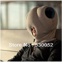 Free Shipping  The Ostrich Pillow Grey Travelling Pillow  The office Lunch nap pillow