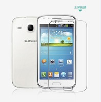 Galaxy Core film ,Clear screen protector for Samsung Galaxy Core I8260 I8262 with retail package 2PCS/LOT Free Shipping