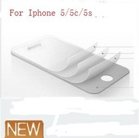Screen Protector, Mirror, High quality, for iphone 5/5c, For Iphone5s, With package, Free shipping