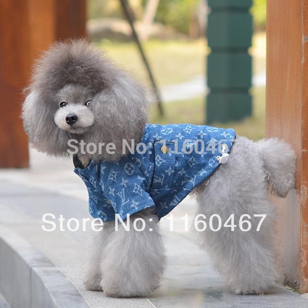 2014 Nova Designer Jacket Dog Pet Inverno(China (Mainland))
