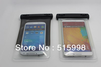 Waterproof  Bag Case Underwater Pouch For Samsung GALAXY Note 3 2 galaxy S3 S4   All mobile phone Watch ect PVC waterproof case