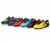 Soccer Shoes Outdoor Athletic Shoes Training/Match Children's Shoes Free Shipping msj-109