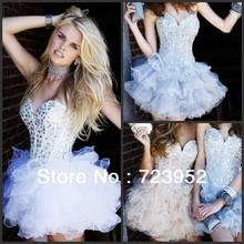 popular tutu prom dress
