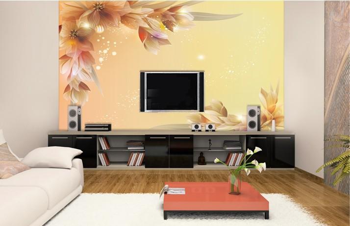 Living Room 3d Wallpaper Designs images