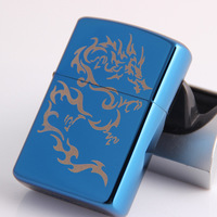 Charge lighter thickening copper shell usb cigarette lighter belt