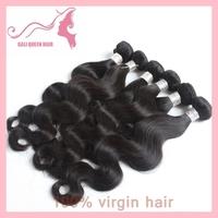 GALI Queen Hair Peruvian Virgin Hair Unprocessed Virgin Hair 5A Grade Top Quality Body Wave 5pcs/Lot DHL free shipping