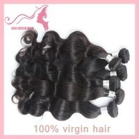 GALI Queen Hair Peruvian Virgin Hair Unprocessed Virgin Hair 5A Grade Top Quality Body Wave 3pcs/Lot DHL free shipping