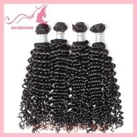 Peruvian Virgin Hair 5A Grade Top Quality Unprocessed Virgin Hair GALI Queen Hair Deep Curly Wave 3pcs/Lot DHL Free Shipping