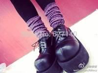 2014 autumn and winter Demonia HARAJUKU gothic punk amo soft platform lyrate platform high-heeled single shoes women's shoes