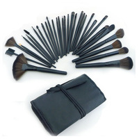 Hot Professional Makeup Brush 32 pcs Cosmetic Facial Make up Brush Kit Makeup Brushes Tools Set + Free Shipping