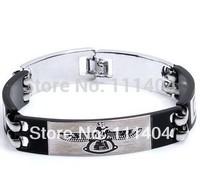 Steel buckle bracelet spread eagles titanium steel bracelet male bracelets, titanium steel jewelry wholesale jewelry bracelet