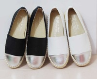 Sty nda 2013 color block flattest fairy casual single shoes
