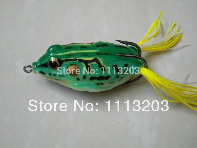 Frog fishing lures