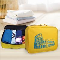 2014 new fashion  travel clothing storage bag beautiful women sorting bags series  men  storage bag grocery bags
