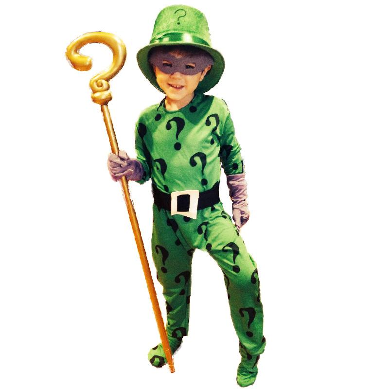 Riddler Costume For Kids Costumes For Kids Riddler