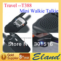 Upgrade T-388 mini walkie talkie T-388PLUS for Children with VOX CTCSS mini two way radio T388 for kids