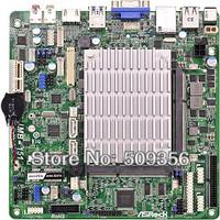IMB-151D  Industrial motherboard ASRock , Mini-ITX , CPU (J1900 10W 2.0GHz),    Four generations of Atom motherboard