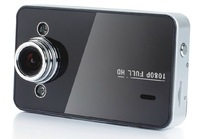 K6000 Car DVR Camera 2.7 inch LCD Night Vision Novatek / SunPlus Chipset Car Video Recorder Black Box Carcam HDMI Drop Shipping