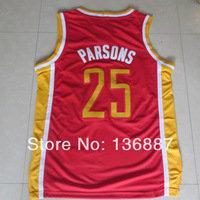 #25 Chandler Parsons,Mens New Material Basketball Jerseys,2014 New Style Throwback M&N Jersey,Embroidery logos,Can Mix Order