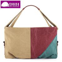 Women's canvas bag 2014 women's handbag fashion vintage shoulder bag messenger bag #3062