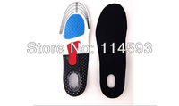 Orthotic Arch Support Shoe Pad Sport Massage Shock absorbing sport insoles Breathable insoles Free shipping