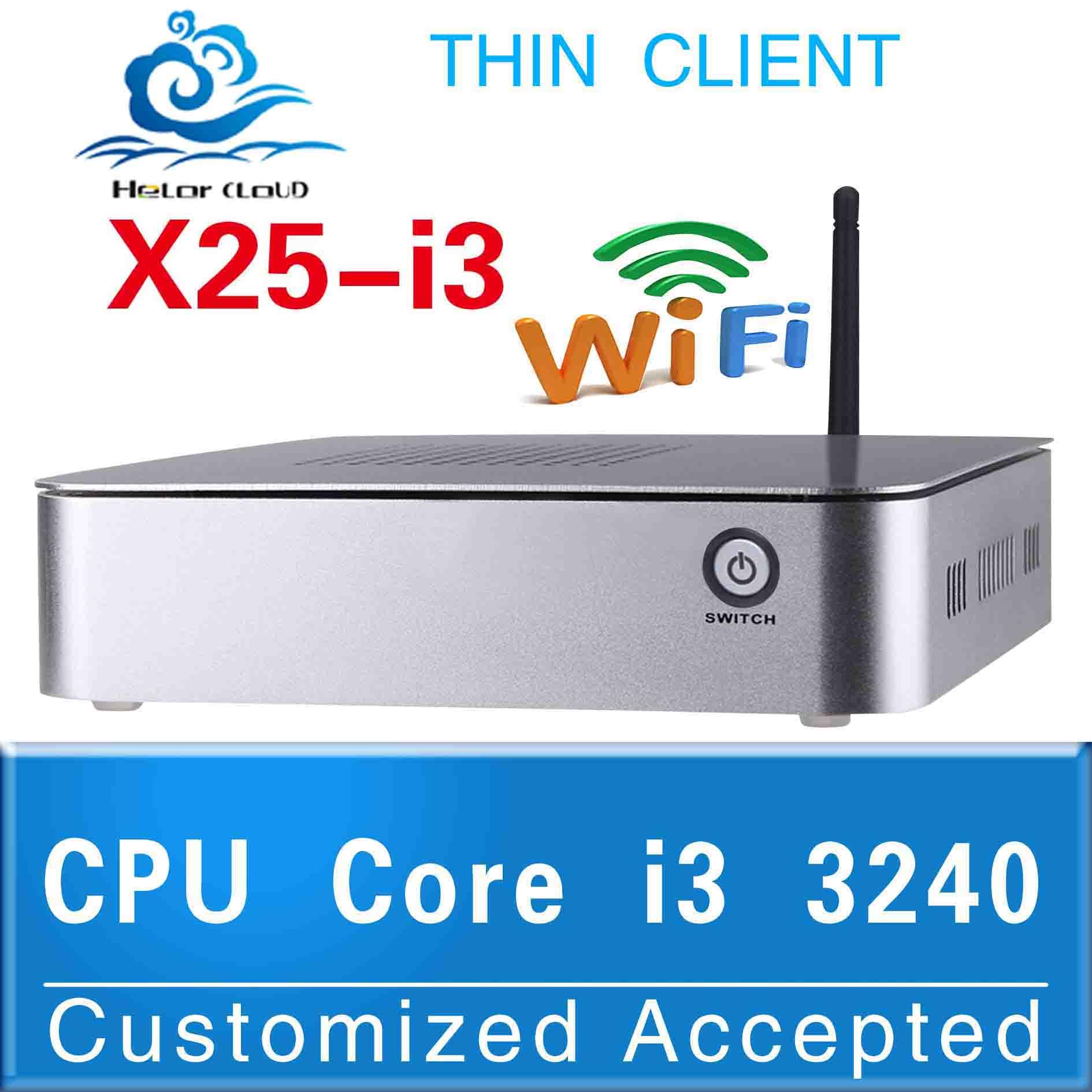 New arrival mini pc windows wifi Desktop pc i3 latest desktop computers INTEL core hd graphics card support MIC(China (Mainland))