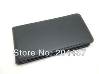 Genuine Flip Leather Case for Sony Xperia Z1 Compact Mini Real Leather Case 10pcs/lot