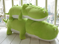 Freesgipping 150cm special oversized cartoon crocodile crocodile hippo pillow stuffed doll wedding gifts on their birthday