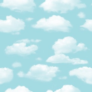 Pin cartoon sun wallpaper image search results on pinterest for Cloud wallpaper mural