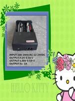 Free shipping Li-ion 18650 Battery Charger  U.S. regulatory 18650 charger  USA 18650 Charger