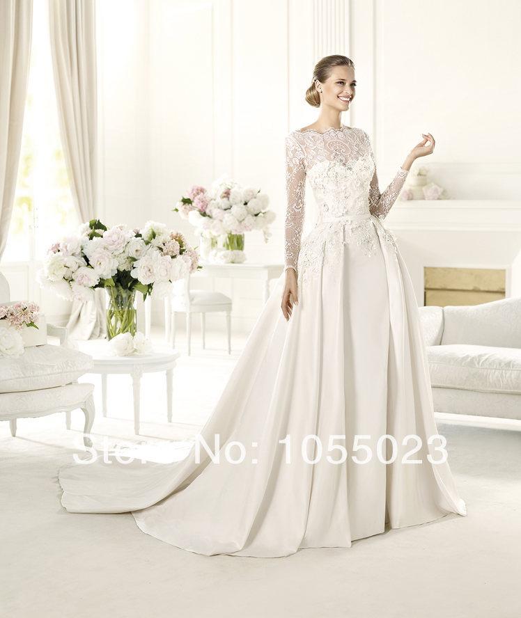 Produkt-ID: 1684741060 teuer elie saab hochzeitskleid online elegante ...
