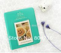 mIni Polaroid Portable Instant Picture Photo Album for FUJIFILM INSTAX GREEN