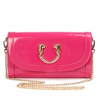 2014 Fashion women lady's genuine leather wallets clutches messenger bag, vintage , gift, 3 colors female bag on promotion