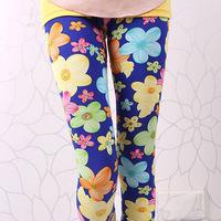 1pc retail free shipping 2-7T girl legging children pants kids pants