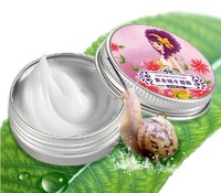 Retail 3PCS AFY Snail Face Cream Moisturizing Anti-Aging Whitening Cream For Face Care Acne Anti Wrinkle Superfine skin care