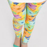 retail free shipping 2-6years kids leggings girl legging children pants